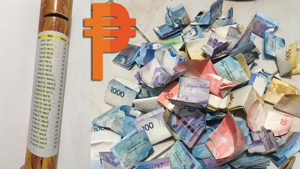 Saving Peso Week Challenge