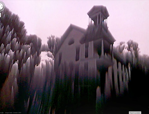 10 Creepy and Mysterious Google Maps Images